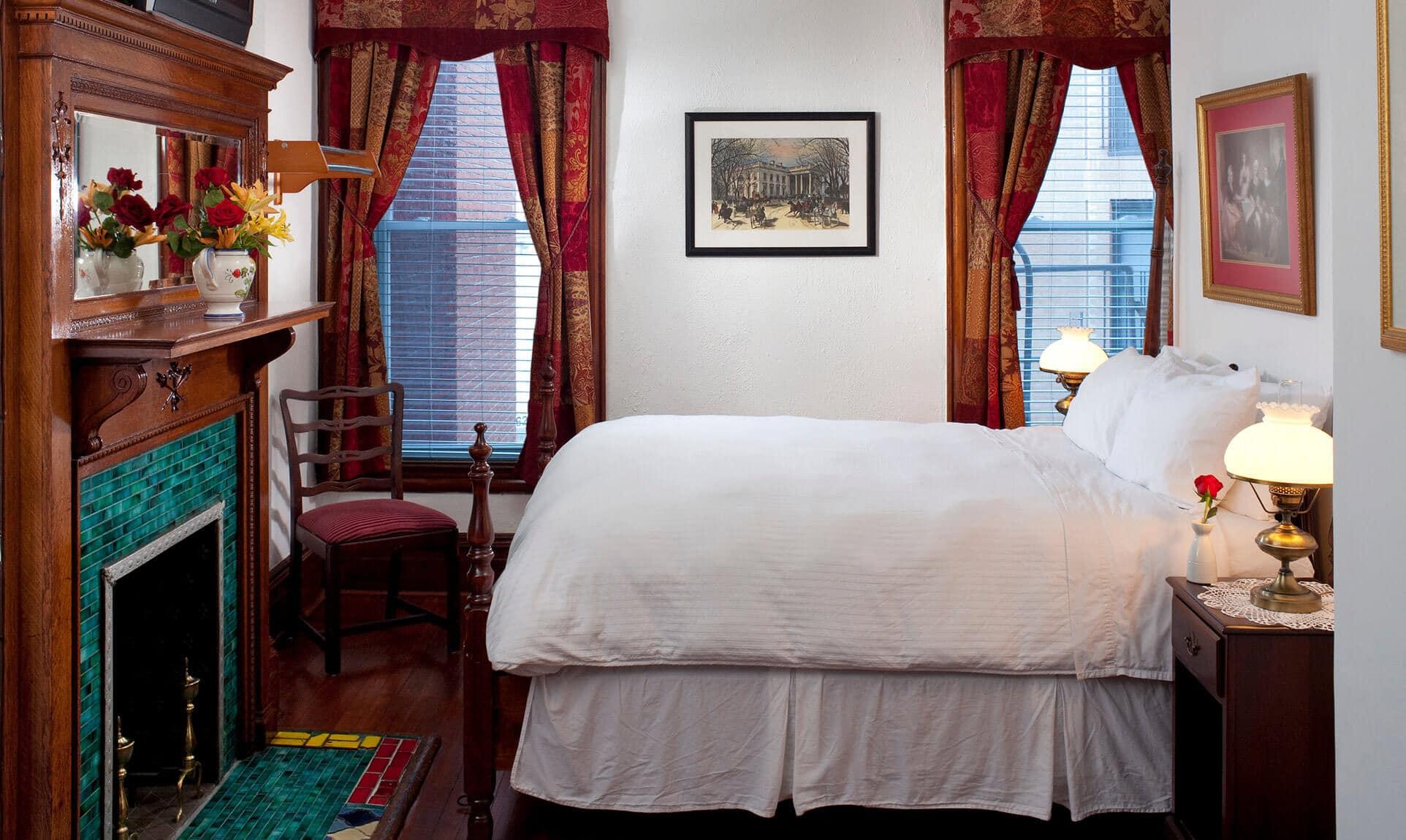Dupont Circle Bed and Breakfast Room near Dupont Circle