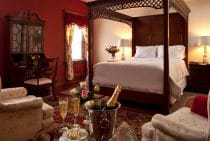 Romantic Bed and breakfast in Washington DC