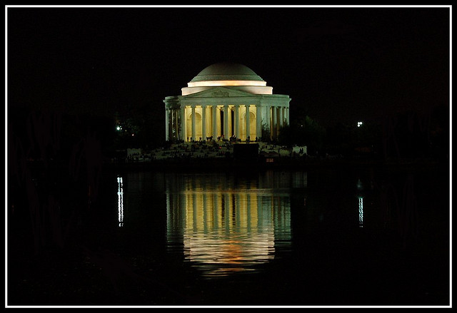 Jefferson Memorial, Photo credit: Flickr, sundar_m77