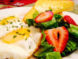 American Guest House Breakfast Special 4